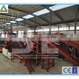 High efficient scrap metal crusher machine/Metal Recycling equipment/scrap metal recycling machine for sale