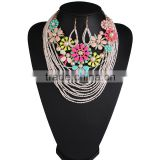 New products latest design beads necklace fashion jewellry