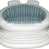 New Folding Portable Adult Spa PVC Bathtub Inflatable Bathtub