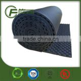Butyl Rubber Insulation Sound Deadening Material