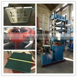 high quality interlocking tiles making machine / rubber tile vulcanizer/rubber brick making machine