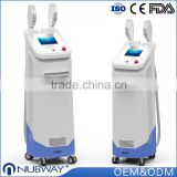 Beauty Salon Equipment All Colors IPL SHR&E-light hair removal equipment&machine