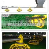 Automatic Poultry Feeder/Feeding System Agriculture Farm Machinery Equipment for Breeding Broiler and Breeder Chickens