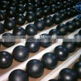 "4"" 100mm / 4 inch UV Resistant Stabilized Black Color Shaded Hollow Plastic HDPE Bird Floating Ball"