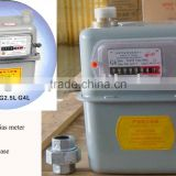Inquiry about gas meter