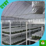 black low light transmittance film for Fungus cultivation,uv protection vigin hdpe membrane for mushroom greenhouse