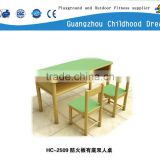 (HC-2509) Green cheap used school table