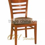 wholesale restaurant living room low price dining chair wooden furniture solid