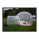 Inflatable Bubble Room , UV Protective Outdoor Camping Bubble