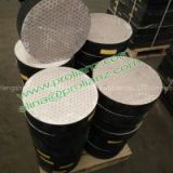 Laminated Rubber Bearing Pad	for Bridge Construction