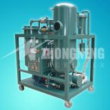 Wheels Type Oil Filtration Machine, Waste Oil Recycling Plant for Turbine Oil