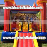 popular detachable banners module jumping inflatable bounce house ID-MD1003