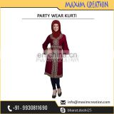 Latest Stylish Arabian Party Wear Kurti Dress For Australia