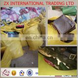 High standard used bags in bales