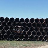 API 5l x70 lsaw Pipe 3pe, Large Diameter Lsaw Carbon Steel Pipe supplier