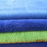 long fur microfiber towel