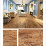 vinyl flooring wood effect texture self adhesive renewable material environment friendly