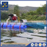 "6.5 HP 4"" Ultra Mini Gold Dredge with Compressor"