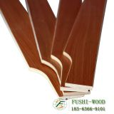 Furniture Parts bed wood slat FSC Carb P2 Grade Bleached Poplar LVL Bed Slats from China Manufacturer