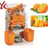 High Quality Automatic Citrus Orange Juicer with Stainless Steel Material