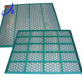 Solid liquid waste management Steel shale shaker screen with filtering solid