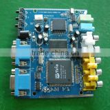 Credit company PCB assembly resonable prices/the samples