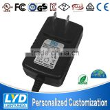 Wall-mount type 12v 3a AC power adapter with US Plug for LED Strip Light UL Class2 certification                                                                                                         Supplier's Choice