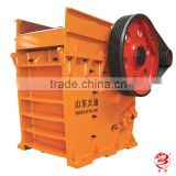 Stone deep-cavity high-efficiency jaw crusher machinery used for mining