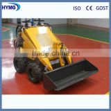 HY380 Shandong mini skid steer loader for sale with CE