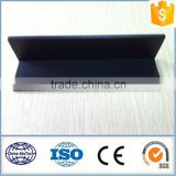 Black Anodized Aluminum Angle Profile