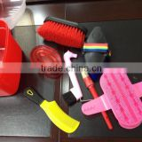 Red Horse Grooming Kits with set 7 Pieces