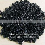 black colour masterbatch plastic raw material for PP