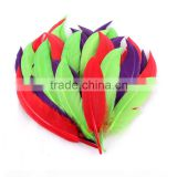 wholesale dyed goose feather price feather centerpieces for wedding
