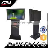 "55 "" Advertising Led Display Digital Signage Stand Multimedia Player Video Board Advertising Loop Android Advertising Display"