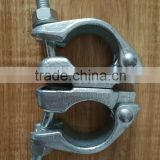 pipe scaffolding fittings forged swivel clamp