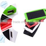 Hot new products for 2015 1200mah solar panel power banks innovative mobile solar charger                                                                         Quality Choice