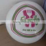 print/stick logo pvc toy ball