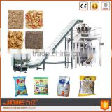 JOIE JEV-420G Automatic Vertical FFS small snack food plantain pringles crisps packaging machine withmultihead weigher