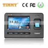 TIMMY WAN TCP/IP touch screen fingerprint time attendance and access control (Tpad86)                                                                         Quality Choice