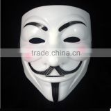 Halloween masquerade face mask V for vendetta guy fawkes fancy dress party