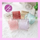 Wedding Party Decoration High Quanlity Laser Cut Napkin Ring MJ-25 Wholesale
