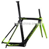 2016 carbon bicycle frame ican aerodynamic road bike frames di2 BB86 compatiable AERO007