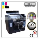 High Quality Flatbed Printer, Printer Machine Golf ball Logo, High Quality Automatic Printer