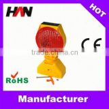 yellow red flashing led traffic light control system