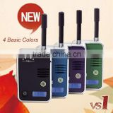 Digital display screen shows the temperature, pocket VS1 herbal vaporizer the best vaporizer