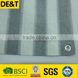 DE&T nylon mesh balcony safety net, balcony sun protection, modern balcony design