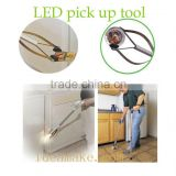 Trash Picking Up Tool with LED Light,garbage Grabber,great for indoor or out