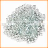 Decorated wholesale clear glass marbles