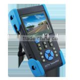 "3.5"" LCD Wide viewing angle display CCTV Teste,Wire Tracker+Optical power meter r(HVT-6212)"