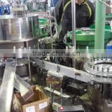 INquiry about assembling machine making spray for sale